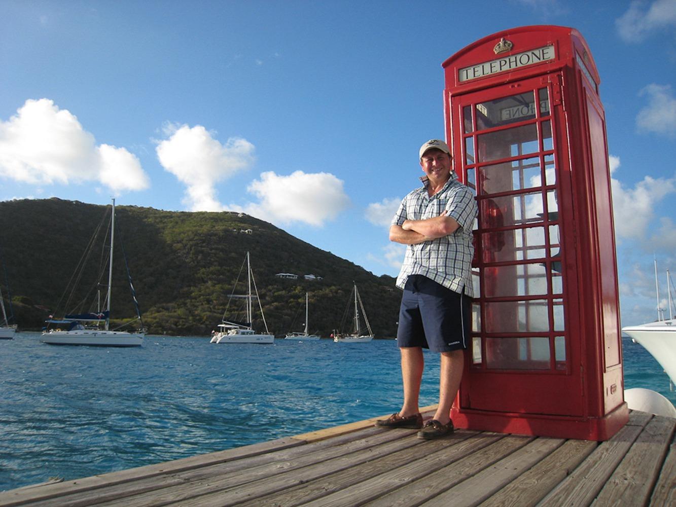 Marina Cay, British Virgin Islands.